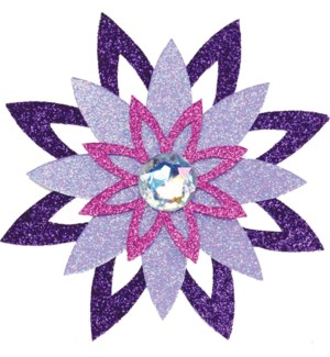 GIFTDECOR/Purple Flower