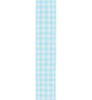 RIBBON/Blue Gingham