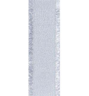 RIBBON/Silver Fringe