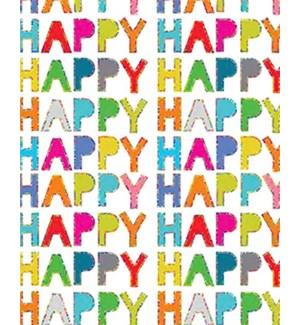 TISSUE/Happy Happy Happy