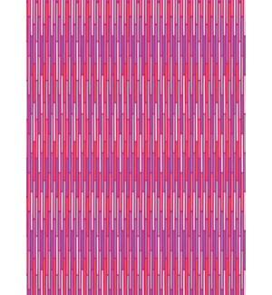 TISSUE/Rhythm Pink Pattern