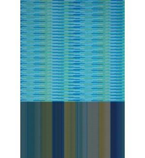 TISSUE/Rhythm Blue Pattern