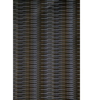 TISSUE/Rhythm Black Pattern