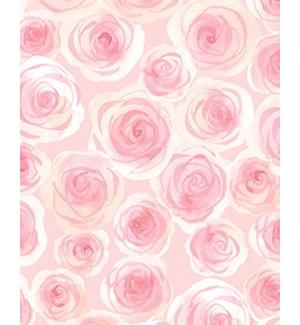 TISSUE/Blush Blooms