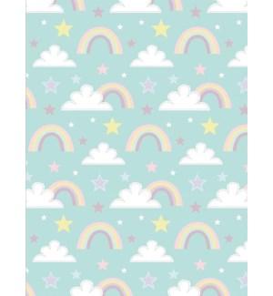 TISSUE/Rainbows And Stars