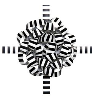 BOWCOMBO/Black Stripes