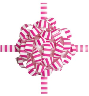 BOWCOMBO/Magenta Stripes