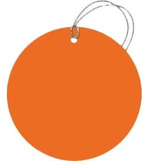 GIFTTAG/Orange Circle