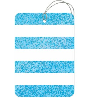 GIFTTAG/Kenzie Stripe Blue