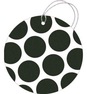 GIFTTAG/Kenzie Dot Black
