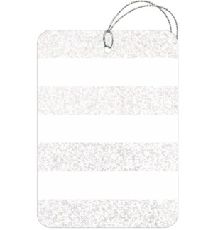 GIFTTAG/Kenzie Stripes White