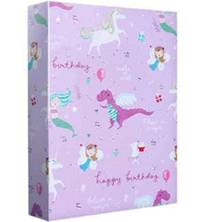 WRAP/Fantastical Birthday
