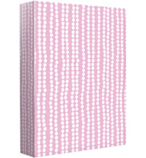 WRAP/Dynamic Dots Pink