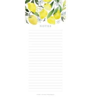 LISTPAD/Lemon Blossom