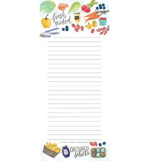 LISTPAD/Grocery List