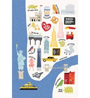 MAG/Manhattan Island Icons