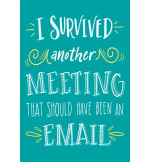 MAG/Meeting Vs Email