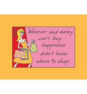 MAG/Money Can't Buy Hap