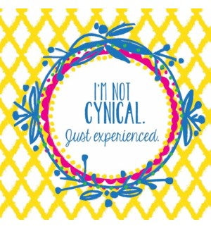 MAG/I'm Not Cynical