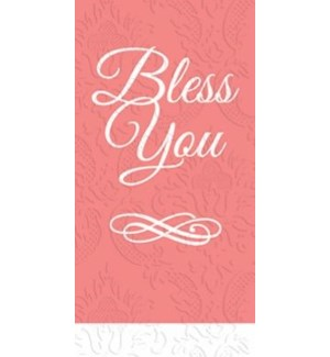 HANKIE/Bless You Embossed