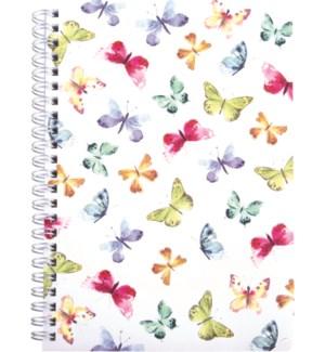 NOTEBOOK/Flying Butterflies