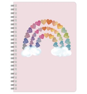 NOTEBOOK/Over The Rainbow