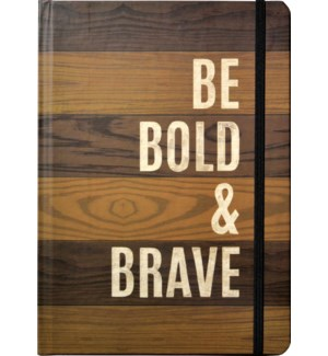 JOURNAL/Bold And Brave