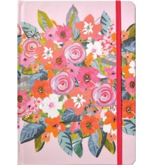 JOURNAL/Pink Bouquet