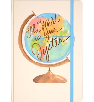 JOURNAL/World Is Your Oyster