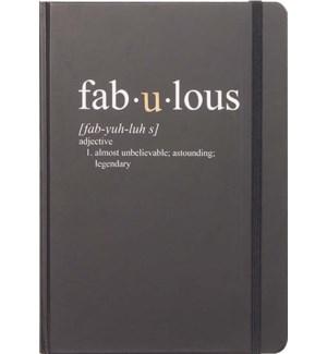 JOURNAL/Definition Of Fabulous