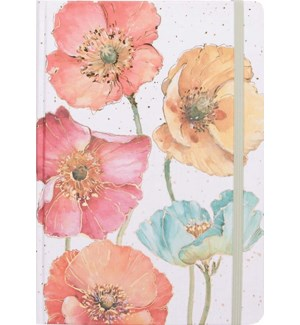 JOURNAL/Gilded Poppies