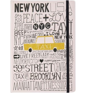 JOURNAL/In A New York Minute