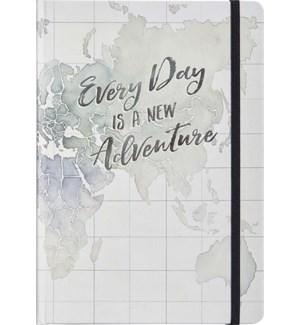 JOURNAL/New Adventure