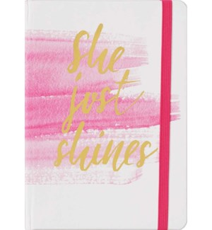 JOURNAL/She Just Shines