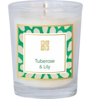 CANDLE/Tuberose & Lily 2.5oz