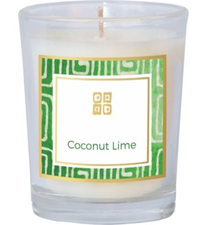 CANDLE/Coconut Lime 2.5oz