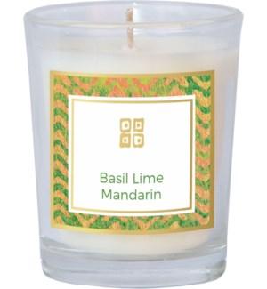 CANDLE/Basil Lime Mandarin 2.5
