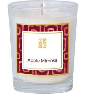 CANDLE/Apple Mimosa 2.5oz