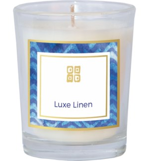 CANDLE/Luxe Linen 2.5oz