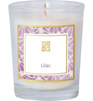 CANDLE/Lilac 2.5oz