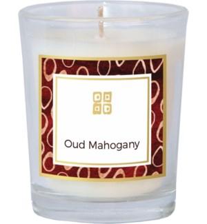 CANDLE/Oud Mahogany 2.5oz