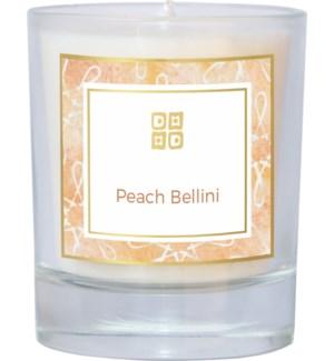 CANDLE/Peach Bellini 7oz