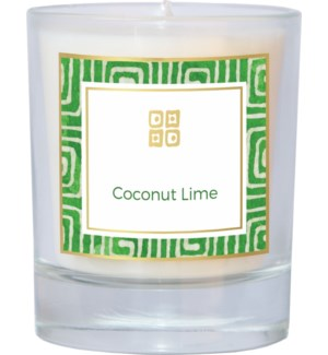 CANDLE/Coconut Lime 7oz
