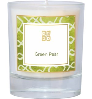 CANDLE/Green Pear 7oz