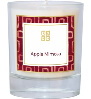 CANDLE/Apple Mimosa 7oz