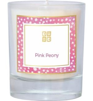 CANDLE/Pink Peony 7oz