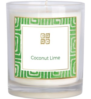 CANDLE/Coconut Lime 12oz