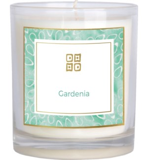 CANDLE/Gardenia 12oz