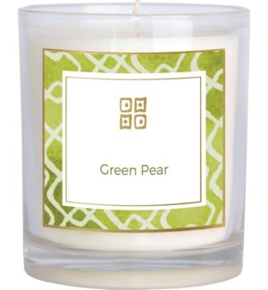 CANDLE/Green Pear 12oz