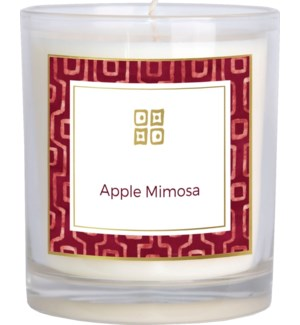 CANDLE/Apple Mimosa 12oz